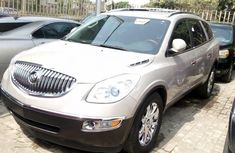 Foreign Used Buick Enclave 2008 Model White