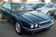 Foreign Used Jaguar XJ 2007 Model Blue