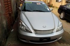 Foreign Used Lexus ES 2003 Model Silver