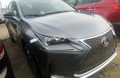 Foreign Used Lexus NX 2016 Model Gray