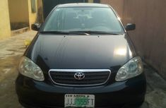 Neatly Used Toyota Corolla 2005 Model