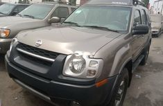 Foreign Used Nissan Xterra 2002 Model Gray