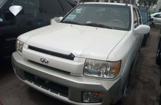 Foreign Used Infiniti QX 2001 Model White