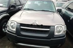 Foreign Used Nissan Xterra 2004 Model Gray