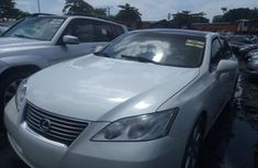 Foreign Used Lexus ES350 2008 Model