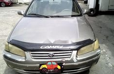 Nigeria Used Toyota Camry 2000 Model Gray