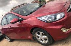 Registered and Clean Naija Used Hyundai Accent 2012 Model
