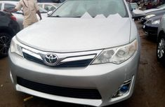 Foreign Used  Toyota Camry 2012 Model Silver