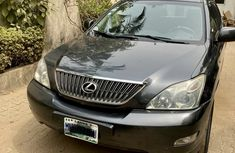 Super Clean Naija Used Lexus RX330 2004 Model