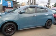 Nigeria Used Pontiac Vibe 2009 Model Blue