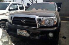 Foreign Used Toyota Tacoma 2009 Model Black