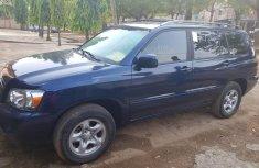 Tokunbo 2004 Toyota Highlander for sale