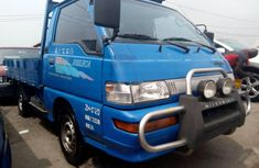 Foreign Used Mitsubishi L300 2007 Model Blue