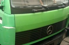 Foreign Used Mercedes-Benz 814 2006 Model Green
