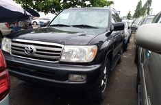 Very clean Foreign Used 2007 TOYOTA Land Cruiser