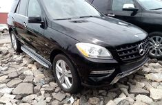 Very Sharp Foreign Used 2013 Mercedes Benz Ml350