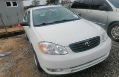 Foreign Used Toyota Corolla 2004 Model