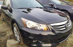 Foreign Used Honda Accord 2010 Model Black
