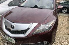 Naija Used 2010 Acura ZDX for sale