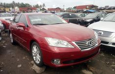 Very Clean Foreign Used 2010 Lexus ES350
