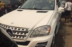 Foreign Used Mercedes Benz ML350 2008 Model