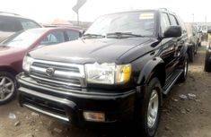 Direct Tokunbo Toyota 4-Runner 2000 Model