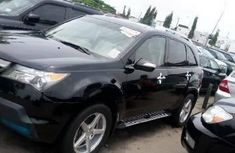 Foreign Used 2009 Acura MDX for sale