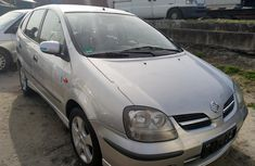 Foreign Used Nissan Almera Tino 2002 Model