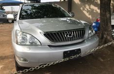 Accident Free Tokunbo Lexus RX 2009 Model