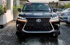 Foreign Used Lexus LX570 Supersport 2018 Model