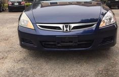 Foreign Used Honda Accord 2006 Model