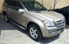Very Clean Foreign Used 2008 Mercedes Benz GL450