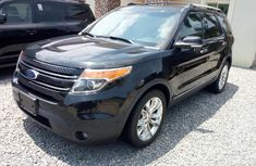 Foreign used 2013 Ford Explorer