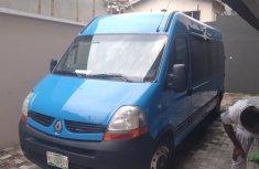 Neatly Naija Used 2009 Model Renault Master Bus Manual Transmission