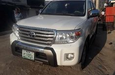 Naija Used 2014 Toyota Land Cruiser for sale