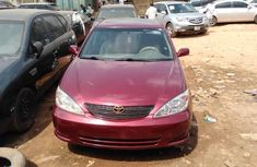 Newly arrived 2004 XLE Toyota Camry