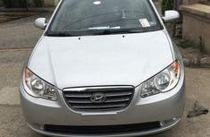 Foreign Used 2009 Silver Hyundai Elantra for sale in Lagos.