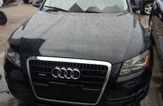 Foreign Used Audi Q5 2012 Model Black