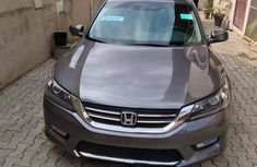 Foreign Used 2014 Honda Accord With Thumb Start And Full Option