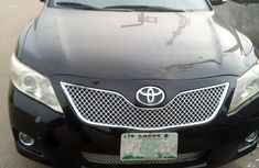 Nigeria Used Toyota Camry  V6 2008 Model Black  for Sale