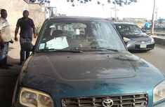 Nigerian used Toyota Rav4 2000 Model