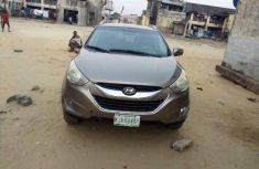 Well Maintained Nigerian Used Hyundai ix35 2016