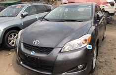 Foreign Used Toyota Matrix 2009 Model