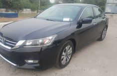 Foreign Used Honda Accord 2013 Model