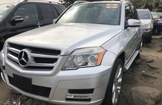 Foreign Used Mercedes Benz GLK 350 2011 Model