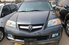 Foreign Used Acura MDX 2005 Model