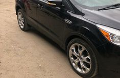 Foreign Used 2014 Black Ford Escape for sale in Lagos