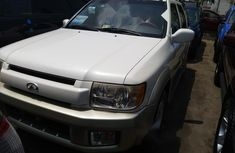 Foreign Used Infiniti QX 2003 Model White