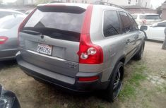 Foreign Used 2007 Grey Volvo XC90 for sale in Lagos.