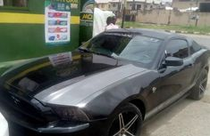 Foreign Used Ford Mustang 2013 Model Black